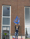πανί του Άμστερνταμ του 2010 Στοκ φωτογραφία με δικαίωμα ελεύθερης χρήσης
