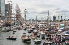 πανί του Άμστερνταμ Στοκ Εικόνες