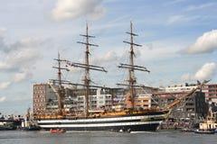 πανί του Άμστερνταμ Στοκ Φωτογραφία