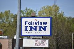Πανδοχείο και ακολουθίες Fairview στοκ φωτογραφία με δικαίωμα ελεύθερης χρήσης