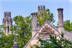 Πανεπιστήμιο Γέιλ Νιού Χάβεν Κοννέκτικατ κολλεγίου του Μπέρκλεϋ νόμου του Sullivan Στοκ Εικόνες