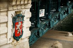 πανεπιστήμιο γεφυρών το&upsilo Στοκ Εικόνες