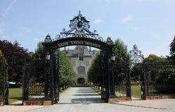 πανεπιστήμιο καταπραϋντι&kapp στοκ εικόνα
