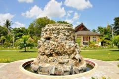 Πανεπιστήμιο κρατικού Pariyahti Sasana, Mandalay στοκ φωτογραφία με δικαίωμα ελεύθερης χρήσης