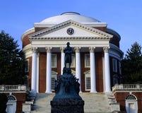 Πανεπιστήμιο της Βιρτζίνια Στοκ Φωτογραφίες