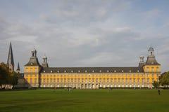 Πανεπιστήμιο της Βόννης, Γερμανία Στοκ φωτογραφία με δικαίωμα ελεύθερης χρήσης