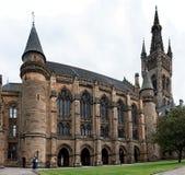 Πανεπιστήμιο της Γλασκώβης, Σκωτία Στοκ εικόνα με δικαίωμα ελεύθερης χρήσης
