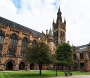 Πανεπιστήμιο της Γλασκώβης, Σκωτία Στοκ φωτογραφίες με δικαίωμα ελεύθερης χρήσης