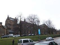 Πανεπιστήμιο της Γλασκώβης, Σκωτία, UK Στοκ Εικόνα