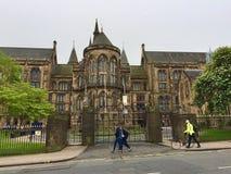 Πανεπιστήμιο της Γλασκώβης, Σκωτία, UK Στοκ Εικόνες