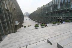 Πανεπιστήμιο της γυναίκας Ewha στη Νότια Κορέα Στοκ φωτογραφίες με δικαίωμα ελεύθερης χρήσης