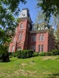 Πανεπιστήμιο της δυτικής Βιρτζίνια στοκ φωτογραφία