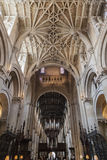 Πανεπιστήμιο της Οξφόρδης Αγγλία εκκλησιών Χριστού Στοκ φωτογραφίες με δικαίωμα ελεύθερης χρήσης