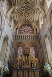 Πανεπιστήμιο της Οξφόρδης Αγγλία εκκλησιών Χριστού Στοκ φωτογραφία με δικαίωμα ελεύθερης χρήσης
