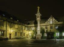 Πανεπιστήμιο της Οξφόρδης στοκ φωτογραφία