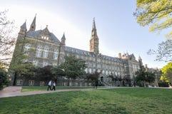 Πανεπιστήμιο της Τζωρτζτάουν - Ουάσιγκτον, συνεχές ρεύμα Στοκ εικόνα με δικαίωμα ελεύθερης χρήσης