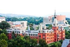 Πανεπιστήμιο του Κορνέλ Στοκ Φωτογραφία