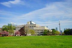 Πανεπιστήμιο του κτηρίου του Τορόντου Στοκ Φωτογραφία