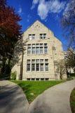 Πανεπιστήμιο του κτηρίου του Τορόντου Στοκ φωτογραφία με δικαίωμα ελεύθερης χρήσης