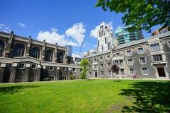 Πανεπιστήμιο του κτηρίου του Τορόντου Στοκ εικόνες με δικαίωμα ελεύθερης χρήσης