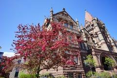 Πανεπιστήμιο του κτηρίου του Τορόντου Στοκ φωτογραφίες με δικαίωμα ελεύθερης χρήσης