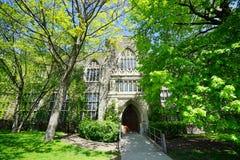 Πανεπιστήμιο του κτηρίου του Τορόντου Στοκ Εικόνες