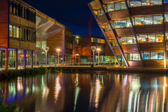 Πανεπιστήμιο του Νόττιγχαμ στην Αγγλία Στοκ Εικόνες
