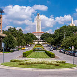 Πανεπιστήμιο του Τέξας Στοκ Εικόνα