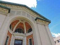 Πανεπιστήμιο του Carnegie Mellon αιθουσών Hammershlag στοκ εικόνα