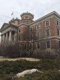 Πανεπιστήμιο του Manitoba Στοκ Εικόνα