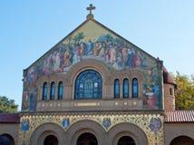Πανεπιστήμιο του Stanford εκκλησιών Στοκ Εικόνες
