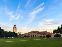Πανεπιστήμιο του Stanford στοκ εικόνα με δικαίωμα ελεύθερης χρήσης