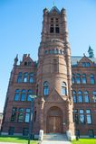 Πανεπιστήμιο των Συρακουσών, Συρακούσες, Νέα Υόρκη, ΗΠΑ Στοκ Εικόνες