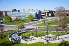Πανεπιστήμιο των Συρακουσών, Συρακούσες, Νέα Υόρκη, ΗΠΑ στοκ φωτογραφίες με δικαίωμα ελεύθερης χρήσης