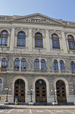 Πανεπιστήμιο babes-Bolyai του Cluj Στοκ φωτογραφία με δικαίωμα ελεύθερης χρήσης