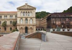 πανεπιστήμιο deusto στοκ εικόνες