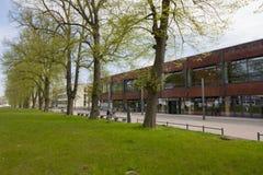 Πανεπιστήμιο Greifswald Στοκ Εικόνες