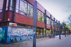 Πανεπιστήμιο Greifswald Στοκ Εικόνα
