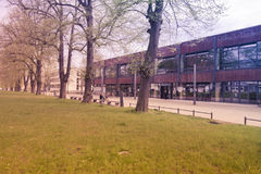 Πανεπιστήμιο Greifswald Στοκ φωτογραφία με δικαίωμα ελεύθερης χρήσης