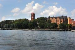 Πανεπιστήμιο Hampton Στοκ Εικόνες