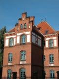 πανεπιστήμιο klaipeda στοκ φωτογραφία
