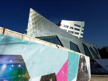 Πανεπιστήμιο Leuphana Στοκ Φωτογραφίες