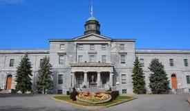 Πανεπιστήμιο McGill πανεπιστημιουπόλεων Στοκ Εικόνες
