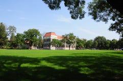 Πανεπιστήμιο Tsinghua Στοκ Εικόνες