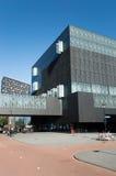 Πανεπιστημιακή βιβλιοθήκη της Ουτρέχτης στο Uithof Στοκ Φωτογραφίες