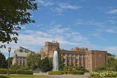 πανεπιστημιακή Ουάσιγκτον στοκ φωτογραφίες