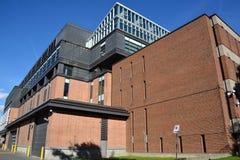 Πανεπιστημιακή πανεπιστημιούπολη της Loyola Concordia Στοκ εικόνες με δικαίωμα ελεύθερης χρήσης
