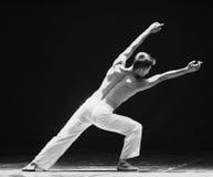 Πανεπιστημιακή συναυλία εργασιών χορού χορευτών αριθμός-Shi Feifei Nanchang Στοκ Φωτογραφία