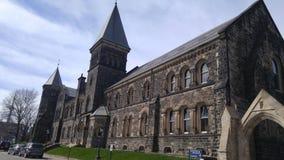 Πανεπιστημιακό κολέγιο του πανεπιστημίου του Τορόντου στοκ εικόνες