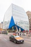 Πανεπιστημιακό κτήριο Ryerson στο Τορόντο, Καναδάς Στοκ εικόνα με δικαίωμα ελεύθερης χρήσης